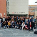 Intercambio SErpis/Collège François Mitterrand de Arras
